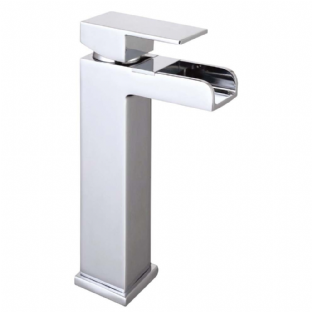 Arley 237EWAT03-N Eazee Waterfall Tall Mono Basin Mixer